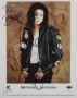 RAC Jacket Colour Promo Photo Signed By Michael *To Ben Morgan* (1992)
