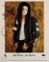 RAC Jacket Color Promo Photo Signed By Michael *To Becca* (1992)