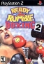 Ready 2 Rumble Boxing: Round 2 PS2 Game W/ Michael Jackson Fighting (USA)