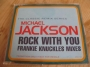 Rock With You 'The Classic Remix Series' Promo (2 Track) CD Single (UK)