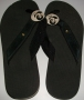 "Michael Jackson ""Black Sweater"" Rubber Sandals *Bootleg* (USA)"