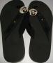 "Michael Jackson ""Black Sweater"" Rubber Sandals *Bootleg* (USA)"