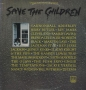 Save The Children (Original Motion Picture Soundtrack) Commercial LP Album (USA)