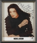 """Scream Video """"Spiky Shirt"""" Promo Photo Signed By Michael #1 (1995)"""