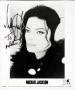 "Scream Video ""Headphones"" Promo Photo Signed By Michael *To Adam* (1995)"