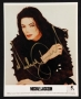 """Scream Video """"Spiky Shirt"""" Promo Photo Signed By Michael #3 (1995)"""