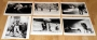 Moonwalker Set of 6 Black and White Movie Stills from Ultimate Productions (USA)