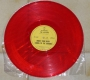 """Shake Your Body (Down To The Ground) Limited Edition 12"""" Single Red Vinyl (Mexico)"""