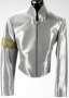 Silver Jacket With Gold Armband (Date Unknown)