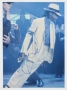 Smooth Criminal Video Photo Signed By Michael #3 (1988)