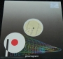 """Somebody's Watching Me (with Rockwell) White Label Promo 12"""" Single (UK)"""