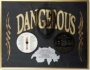 Dangerous Sony/AG Recod Award For The Sale Of 200,000 Copies Of The LP Album In Switzerland