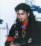 Soul Train Awards Photo Signed By Michael (1989)