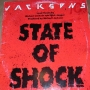 "State Of Shock (Dance Mix) Commercial 12"" Single (USA)"