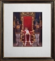 "Study For ""Prince, The Boy King"" Original Artwork *Acrylic Painting* By David Nordahl (c. 1998)"