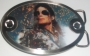 "Michael Jackson ""Sunglasses Photo"" Belt Buckle"