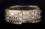 Super Bowl Halftime Show Gold Ammunition Belt Worn By Michael Jackson (1993)