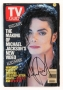 TV Guide Magazine November 2, 1991 Signed By Michael Jackson #2 (1991)