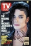 TV Guide Magazine November 2, 1991 Signed By Michael Jackson #1 (1991)