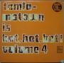Tamla Motown Is Hot, Hot, Hot! Vol. 4 Compilation LP Album (Holland)