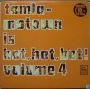 Tamla Motown Is Hot, Hot, Hot! Vol. 4 Compilation LP Album (Holland)