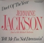 "Tell Me I'm Not Dreamin' (With Jermaine Jackson) Promo 12"" Single (Germany)"