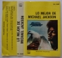 The Best Of Michael Jackson Cassette Album (Argentina)