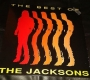 The Best Of The Jacksons Commercial LP Album (Italy)