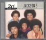The Best of Jackson 5: 20th Century Masters - The Millennium Collection Commercial CD Album (USA)