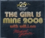 The Girl Is Mine 2008 (3 Mixes) CD Single (UK)