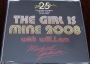 The Girl Is Mine (2 Tracks) CD Single (Europe)