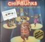 The Happy Chipmunks Sing Michael Jackson's Greatest Hits Commercial Cassette Album (USA)