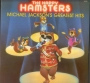 The Happy Hamsters Sing Michael Jackson's Greatest Hits Commercial LP Album (USA)