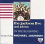 The Jackson 5 And Johnny In The Beginning Featuring MJ CD Album (USA)