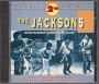 The Jackson Five: The First Recordings Featuring Michael Jackson 2 CD Set (Portugal)
