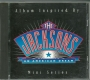 "The Jackson Five/Various Artists: ""Album Inspired By 'The Jacksons:  An American Dream' Mini Series"" Promo CD Album (USA)"