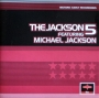 The Jackson 5 Featuring M. Jackson *Historic Early Recordings* Commercial CD Album (UK)