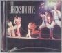The Jackson Five Experience Commercial CD Album (Holland)