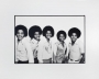 1976 The Jacksons Photo Session Photo #1 (USA)