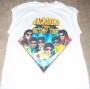 The Jacksons 1984 Victory Tour White Sleeveless Shirt (USA)