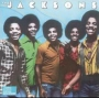 The Jacksons Commercial LP Album *Blue Label* (USA)
