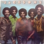 The Jacksons Commercial LP Album *Orange Label* (USA)