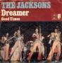 "Dreamer Commercial 7"" Single (Holland)"
