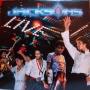 The Jacksons Live Commercial 2LP Album Set (USA)