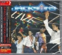 The Jacksons Live Limited Edition CD Album (2010) (Japan)