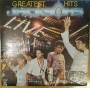 The Jacksons Live *Greatest Hits* Commercial LP Album (Philippines)