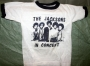 The Jacksons In Concert White T-Shirt (USA)
