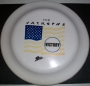The Jacksons Victory Tour Promo Frisbee (USA)
