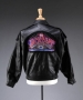 The Jacksons: An American Dream Promo Black Leather Jacket (USA)