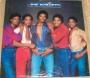 The Jacksons (Group Portrait) Triumph LP Oversized Promo Poster (USA)
